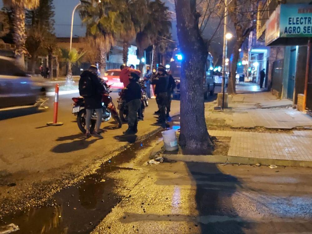 Corrientes: demoraron a 53 personas y secuestraron vehículos