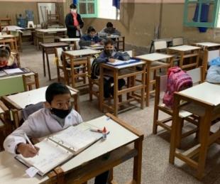 foto: Chaco: qué localidades volverán a clases presenciales esta semana