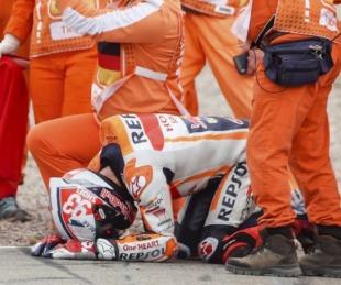foto: Marc Márquez ganó su primera carrera desde 2019 en el Moto GP