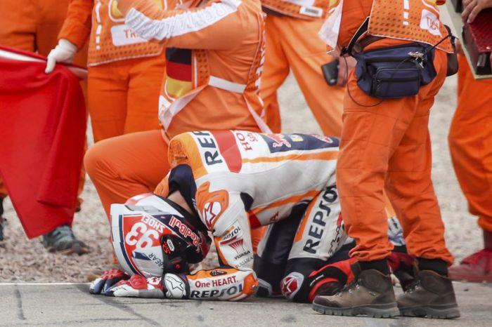Marc Márquez ganó su primera carrera desde 2019 en el Moto GP