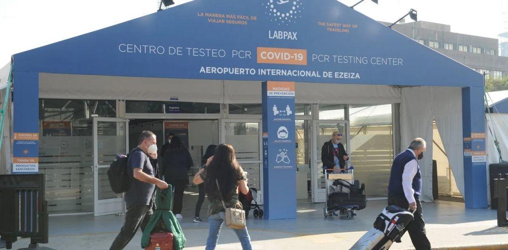 COVID: Hallan la variante Delta en un recién llegado de Estados Unidos