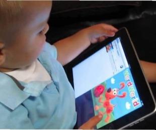 foto: Le dio la tablet a su bebé y le hizo compras por más de 1 millón de pesos