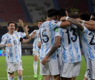 foto: Copa América: cómo formaría Argentina para jugar ante Paraguay