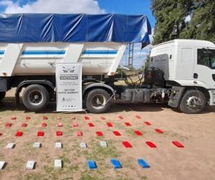 foto: Santiago del Estero: incautan casi 50 kilos de cocaína en un operativo
