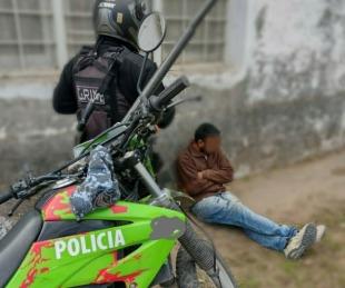 foto: Corrientes: Estaba ebrio, quiso agredir a peatones y fue demorado