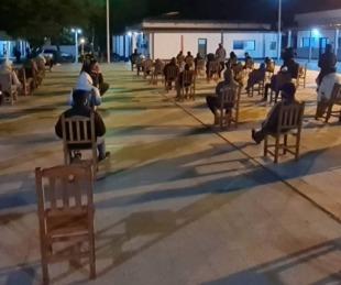 foto: Demoraron a 80 personas por circular en horario prohibido