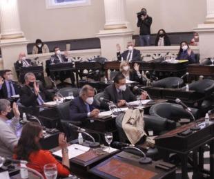foto: Media Sanción al Código Procesal Administrativo de la Provincia