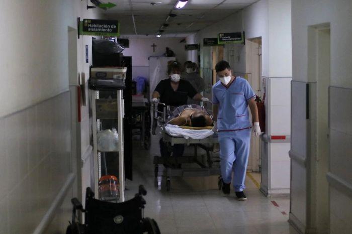 Covid en la Argentina: se sumaron 542 muertos y 24.023 nuevos contagios