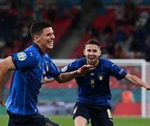 foto: Eurocopa: Italia derrotó a Austria y jugará ante Portugal o Bélgica
