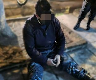 foto: Demoraron a hombre que se vestía como policía para hacer de sereno