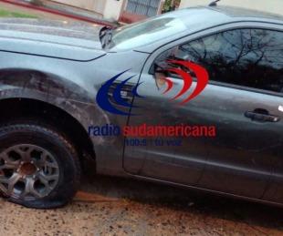 foto: Conductor alcoholizado casi provoca una tragedia sobre Ruta 43