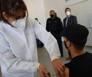 foto: Corrientes: inicia hoy la vacunación para policías menores a 30 años