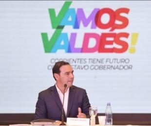 foto: Eco+ Vamos Corrientes cerró alianza con 32 partidos políticos