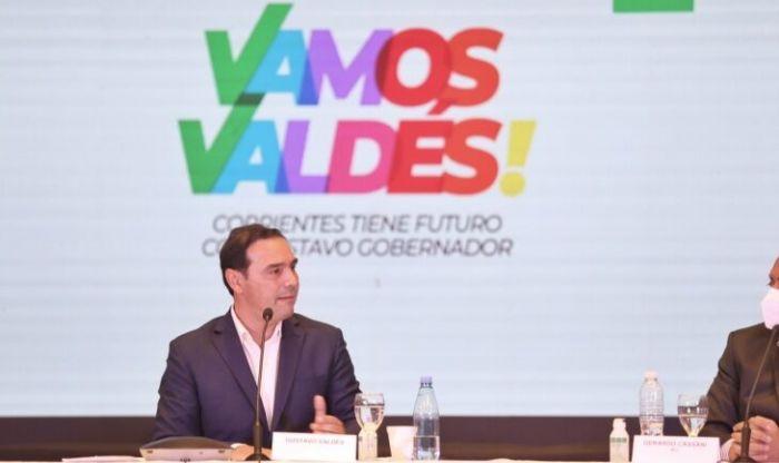 Eco+ Vamos Corrientes cerró alianza con 32 partidos políticos