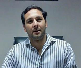 foto: Pedro Cassani confirmó que será candidato a viceintendente en Goya