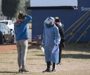 foto: Covid en la Argentina: se sumaron 638 muertos y 22.673 contagios