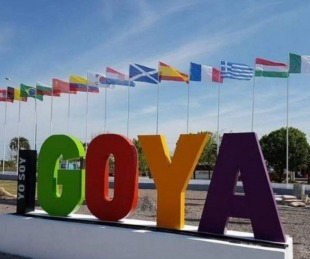 foto: Goya: inicia las duras restricciones que permanecerán por 14 días