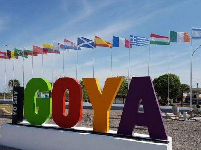 Goya: inicia las duras restricciones que permanecerán por 14 días