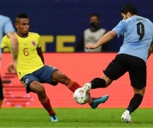 foto: Copa América: Colombia eliminó a Uruguay y pasó a semifinales