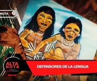Alta Nota con defensores de la lengua: puentes que conectan culturas
