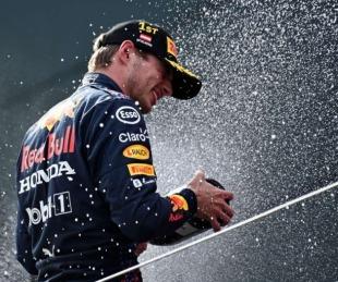 foto: Fórmula 1: Verstappen arrasó en el GP de Austria y sigue firme arriba