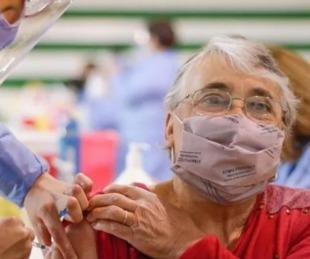 foto: Argentina es el 18° país del mundo con mayor cantidad de vacunados