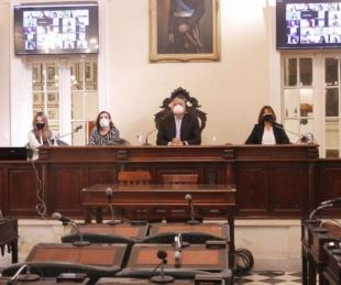 foto: Programa de Capacitación en Liderazgo Parlamentario en la Cámara de Diputados