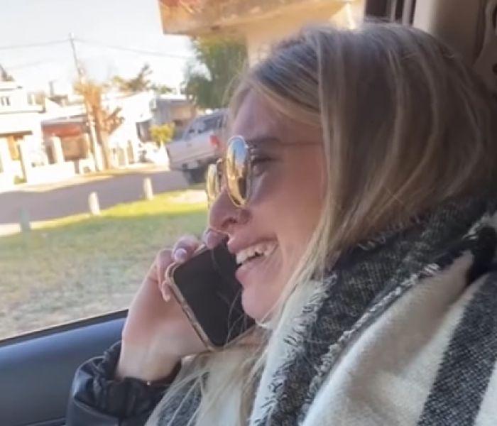 Video: Se largó a llorar porque no le dieron la vacuna que ella quería