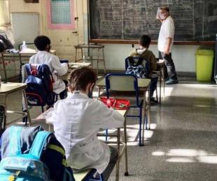 foto: Extenderían ciclo lectivo para los que terminan primaria y secundaria