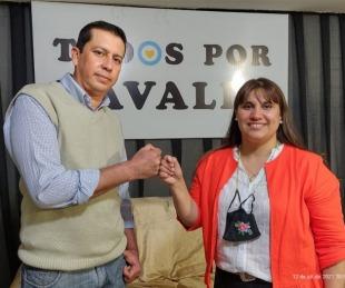 foto: Lucrecia Vásquez presentó su fórmula y sumó aliados en Lavalle