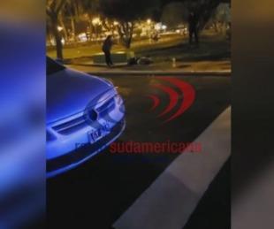 foto: Video: apareció un joven ¿poseído? en el Parque Camba Cuá