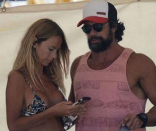 foto: ¡Reventó todo! ¿Luciano Castro con novia nueva?