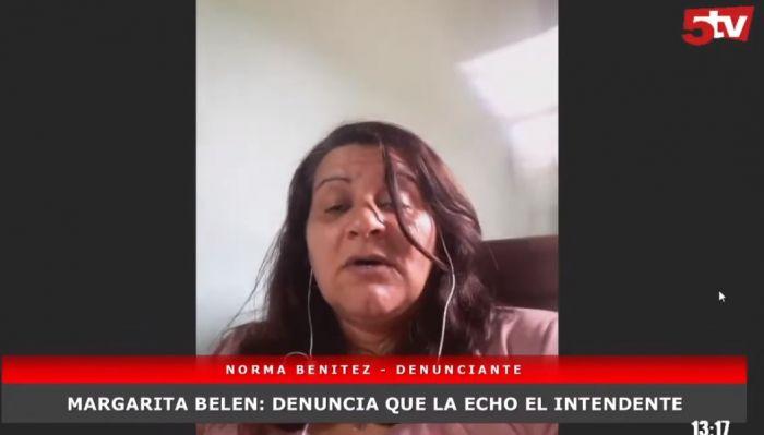 Chaco: La desplazaron por un posteo que no le gustó al intendente