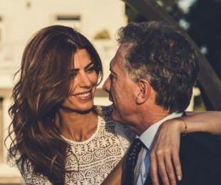 foto: Juliana Awada y Mauricio Macri: trama secreta de una separación