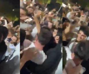 foto: Lionel Messi llegó a Miami: sus fans no lo dejaron tomar un café