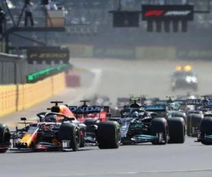 foto: Verstappen ganó el primer sprint de la historia y largará en la pole