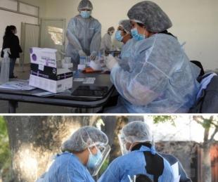 foto: Goya: Equipo de Salud municipal realizará este domingo hisopados en el CIC Norte