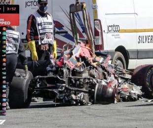 foto: Hamilton ganó en Silverstone tras un altercado con Max Verstappen