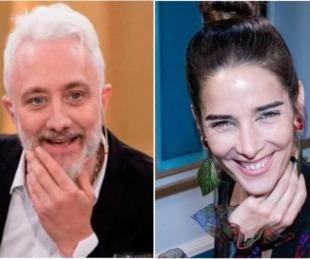 foto: Juana Viale y Andy Kusnetzoff volvieron a su horario normal y hubo un ganador
