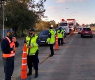 foto: Plan de Alcoholemia: Hubo cinco autos secuestrados en Corrientes