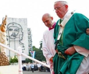 foto: El Papa expresó su cercanía con el pueblo cubano en