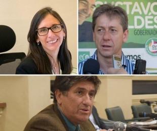 foto: Vischi, Aguirre y Brambilla: los posibles candidatos de Eco