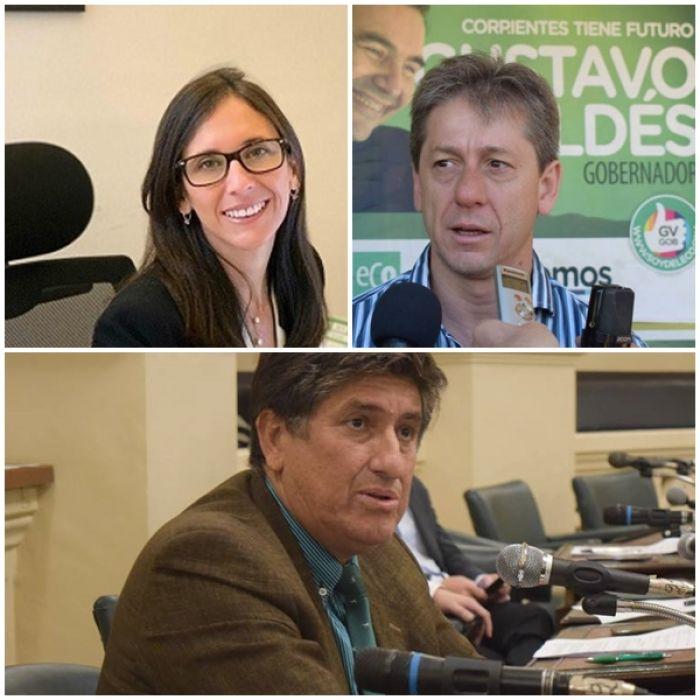 Vischi, Aguirre y Brambilla: los posibles candidatos de Eco
