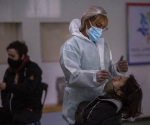 foto: Covid en Argentina: confirmaron 412 muertes y 12.764 contagios