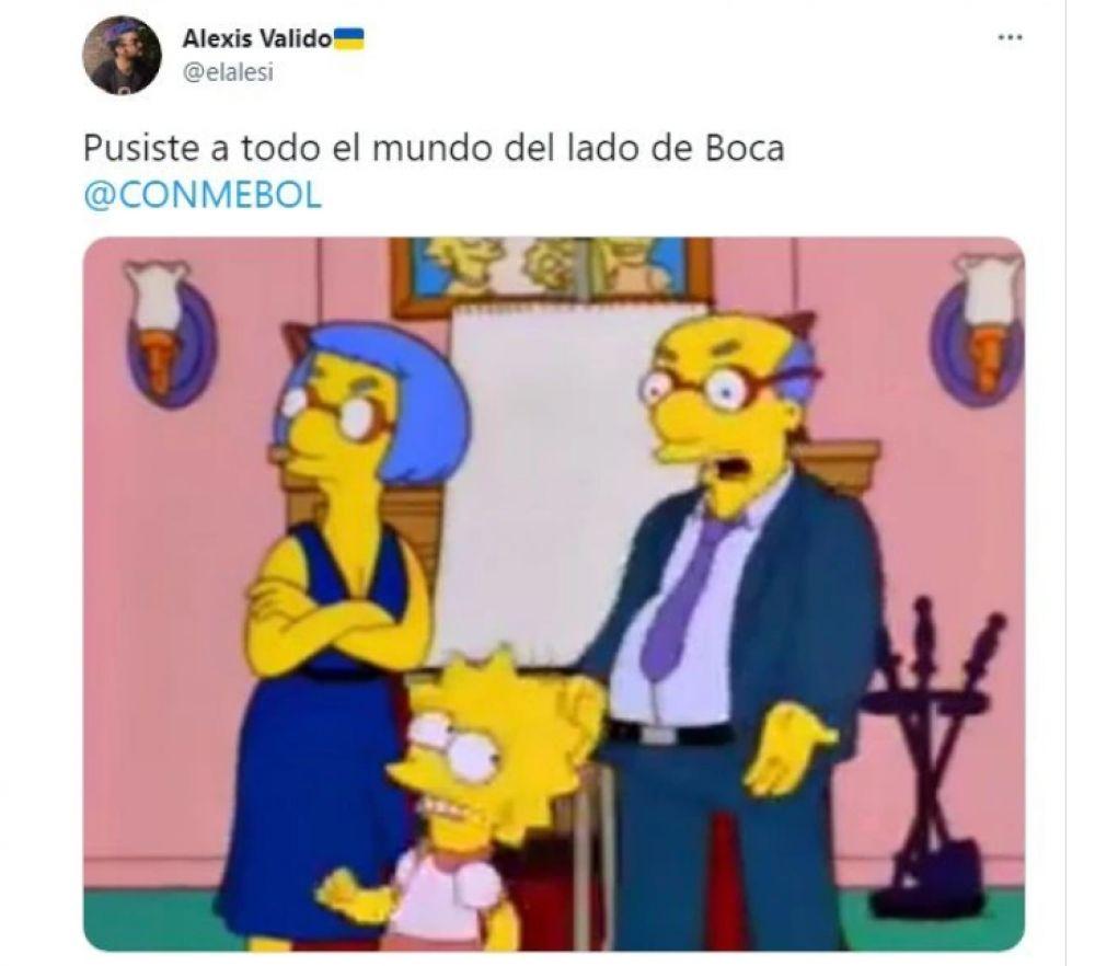 El VAR le anuló otro gol a Boca y estallaron los memes