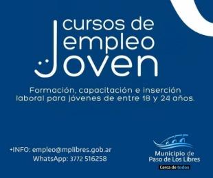 foto: Libres invita a participar a los cursos formativos