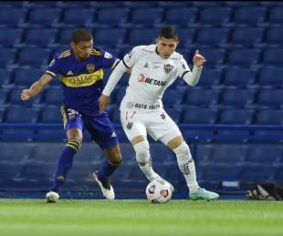 Boca eliminado de la Copa: cayó en los penales ante Mineiro