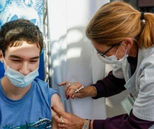 foto: Inicia la vacunación contra el Covid para estudiantes de la UNNE