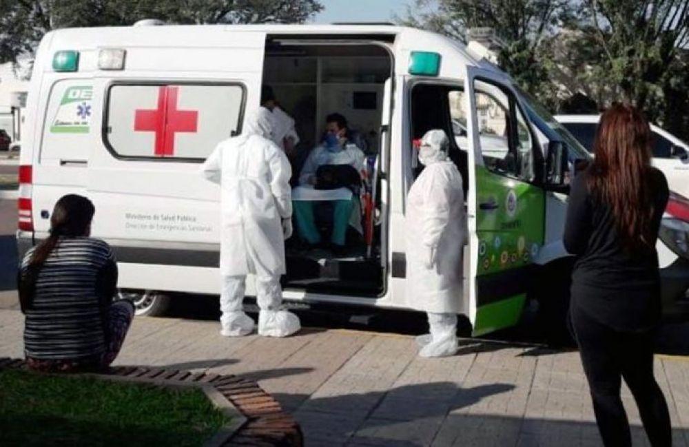 Corrientes detectó 598 casos de coronavirus: 265 son de Capital