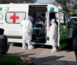 foto: Corrientes detectó 598 casos de coronavirus: 265 son de Capital